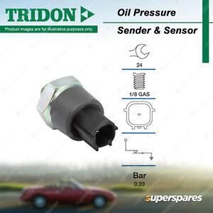 Tridon Oil Pressure Switch for Nissan March Maxima Micra Murano Navara D20 D40