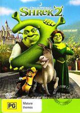 Shrek 2 (DVD, 2004) NEW