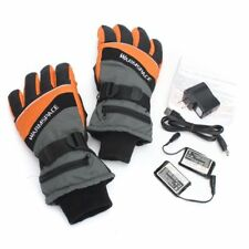 Heated Winter Gloves Men Women Warmer Rechargeable Battery Waterproof Sport Ski