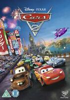 Cars 2 - 2011 Owen Wilson, Larry the Cable Guy,John Lasseter New UK Region 2 DVD