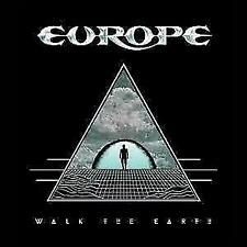 Walk The Earth von Europe (2017)