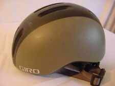 GIRO REVERB MAT BUNGEE CORD/BLK BICYCLE HELMET - SIZE SMALL