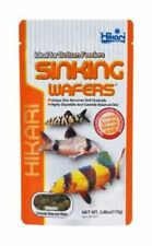 Hikari Sinking Wafers 110g Fish Food for Tropical Catfish Loaches Bottom Feeders