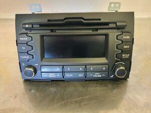Kia Sportage MK3 CD Player