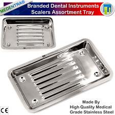 Instruments Dentaires Détartreur Plateau, Chirurgical, Labo, Vétérinaire,New
