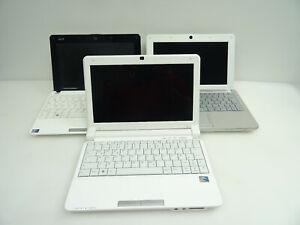 3 Notebook, Smartbook ZENiD GC + Asus Eee PC 1005HA + Sony PCG-4T1M...defekt