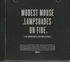 Lampshades on Fire [Only @ Best Buy] [Single] by Modest Mouse (CD, 2015, Columbi