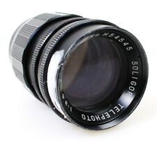 135mm f/3.5 M42 Screw Mount - Great for Micro 4/3 Cameras