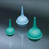 Ear / Ulcer Bulb Syringe 2 oz. Disposable Sterile PVC 0035820 Each/1