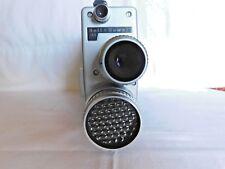 Vintage Bell & Howell 16mm 200EE Movie Camera & Black Carry Case