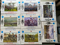 A Call To Arms 1/32  Napoleonic Wars Waterloo Collection 3 - 8 boxes
