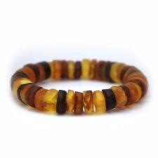 Natural Men's  Baltic Amber Bracelet