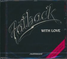 SEALED NEW CD Fatback - With Love