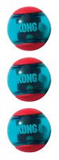 Kong Action Ball Hunde Spielzeug Ball mit Quietscher Multipack Chuckit Jolly Pet