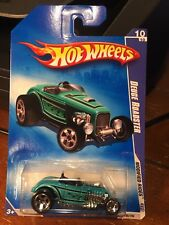 2009 Hot Wheels Modified Rides Deuce Roadster #166 Teal