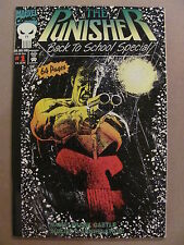 Punisher Back To School Special #1 Marvel Comics 1992 - 9.4 Near Mint
