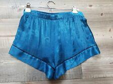 New listing Vintage Victoria's Secret Satin Pajama Panties Shorts Size Small