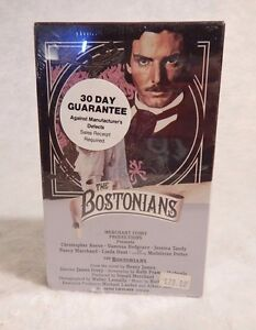 NEW BOSTONIANS 1984 BETA/Betamax  Christopher Reeve  Vanessa Redgrave