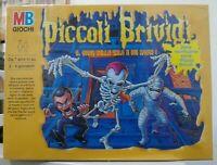 Gioco da tavolo Piccoli Brividi originale MB Giochi Hasbro nuovo e sigillato