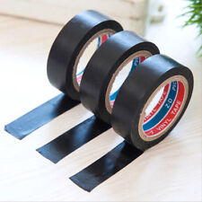 PVC Electrical Wire Adhesive Insulating Tape Roll Black 20m Length 16mm Wide