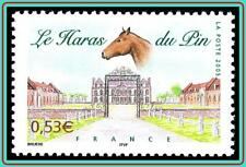 FRANCE 2005 HORSE BREEDING MNH ARCHITECTURE, ANIMALS, SPORTS
