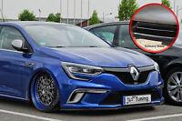 Frontspoiler Spoilerschwert ABS Renault Megane 4 GT GT-Line schwarz glänzend ABE