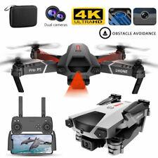 Faltbar Drohne mit 4K HD Kamera WIFI FPV 2.4G Mini Selfie RC Quadrocopter Drone