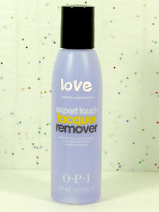 OPI Nail Expert Touch REMOVER 120ml/4fl.oz Gel Color Removal Soak Off