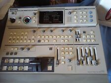 Panasonic WJ-MX50A  Digital Audio Video Mixer  Special Effect Generator