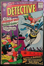 "DETECTIVE COMICS # 342-1965-""THE MIDNIGHT RAID OF THE ROBIN GANG!"""