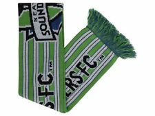 Seattle Sounders FC Roughneck Scarves MLS Soccer Winter Knit Scarf
