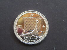 Isle of Man 1/10 ounce PLATINUM Noble Coin