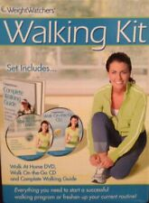 Weight Watchers Walking Kit - Dvd, Cd, and Booklet Dvd-Rom – 1 January 2009