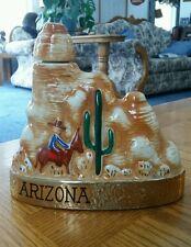 "1969 ""Arizona"" Ezra Brooks decanter"