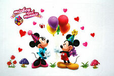 Disney Mickey Mouse Decals Kids/ Baby Sticker Art