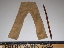 MAX TOYS COWBOY PANTS & BELT 1/6TH ACTION FIGURE TOYS dam