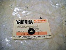 NOS OEM Yamaha Frame Washer 1967-1988 YDS5 XS400 XV920 90202-04003