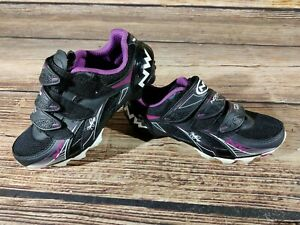 NORTHWAVE Angel Cycling MTB Shoes Mountain Bike Boots 2 Bolts Ladies EU38, US6.5