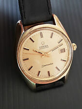 Vintage OMEGA SEAMASTER  Steel Gold Automatic Date CAL 565