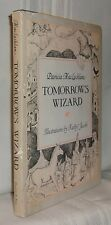Patricia MacLachlan TOMORROW'S WIZARD Signed! First edition! Kathy Jacobi Art!