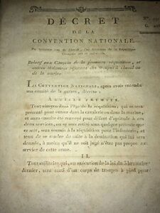 DÉCRET CONCERNANT LES REFORMÉS. AN II (1794).