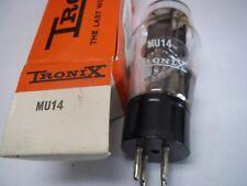 Vacuum  Tubes -  MU14  CV1039  TRONIX    (1 pc NIB)