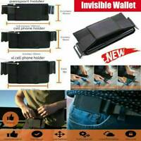Zerone Pouch Waist Bag The Minimalist Invisible Mini Wallet for Key Card Phone-