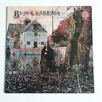 BLACK SABBATH S/T SELF TITLED GATEFOLD VINYL LP 1ST PRESS VERTIGO FRANCE 1970