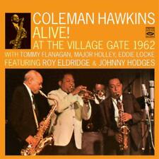 Coleman Hawkins Alive! At The Village Gate 1962 - 2 CDs
