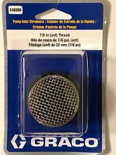"Genuine Graco 246385 - 246-385 7/8"" Inlet Strainer. Genuine Graco"