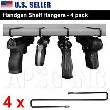 Gun Hanger Pistol Handgun Holder Safety Rack Hook Storage Cabinet Organizer Safe