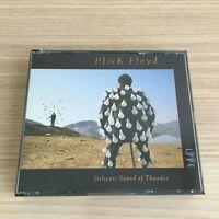 Pink Floyd - Delicate Sound of Thunder - 2 X CD Album Live Box - 1988 UK 1st