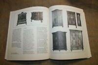 Sammlerbuch alte Möbel, Boulle-Technik, Aufsatzmöbel, Stuhl, Battenberg 1979