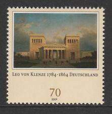 Germania 2009 Leo Von Klenze (ARCHITETTO) SG 3585 Gomma integra, non linguellato